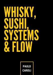 whisky and flow - paulo caroli - book cover