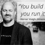Você constrói, você mantém