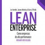 Saiu! Livro Lean Enterprise, agora em Português