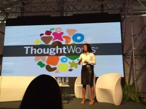 Rachel Brooks, Thoughtworks