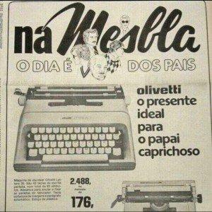 Mesbla-Olivetti