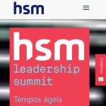 HSM leadership summit – tempos ágeis
