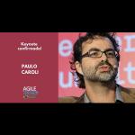 Keynote da AgileTrends GOV 2018
