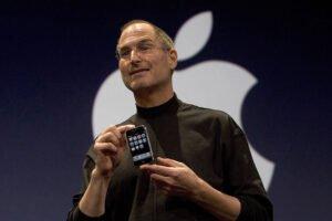 Exemplo de MVP: iPhone